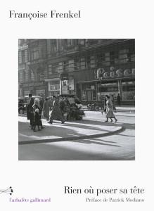 De Passauerstrasse in 1934 met de boekwinkel van Françoise Frenkel