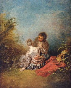 Watteau 1716/1718